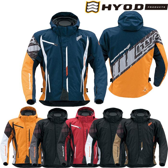 HYOD PRODUCTS 〔WEB価格〕STJ538D ST-W BACK-iD D3O PARKA《バックiD》 テキスタイルパーカ 防寒 防風 着脱式インナー付