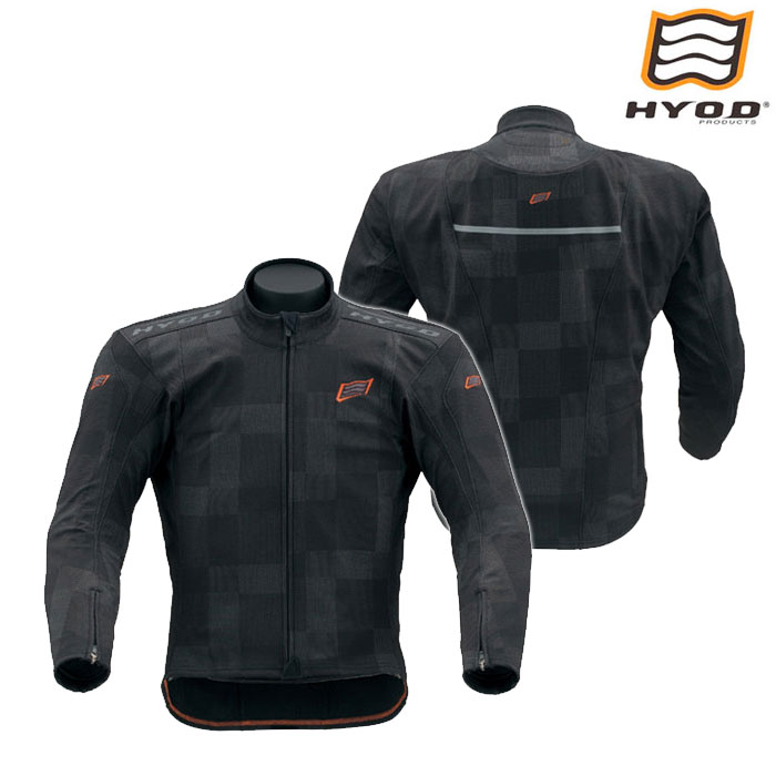 HYOD PRODUCTS HRJ001S LEATHER SUITS OVER JAC  オーバージャケット BLACK◆全2色◆