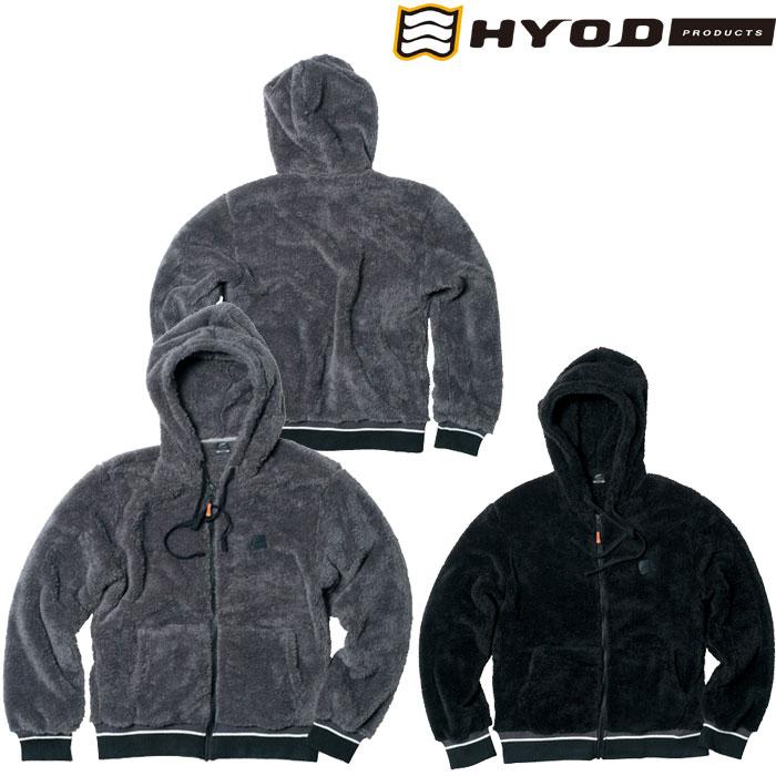 HYOD PRODUCTS 【11月入荷予定】〔WEB価格〕HAI501N HYOD FLEECE PARKA