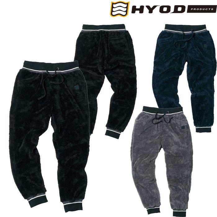 HYOD PRODUCTS 〔WEB価格〕HAI502N HYOD FLEECE PANTS