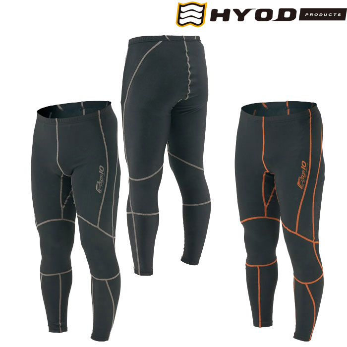 HYOD PRODUCTS 〔WEB価格〕HRU503N BOOST WARM UNDER PANTS 防寒 保温 吸汗速乾 裏起毛 アンダーパンツ