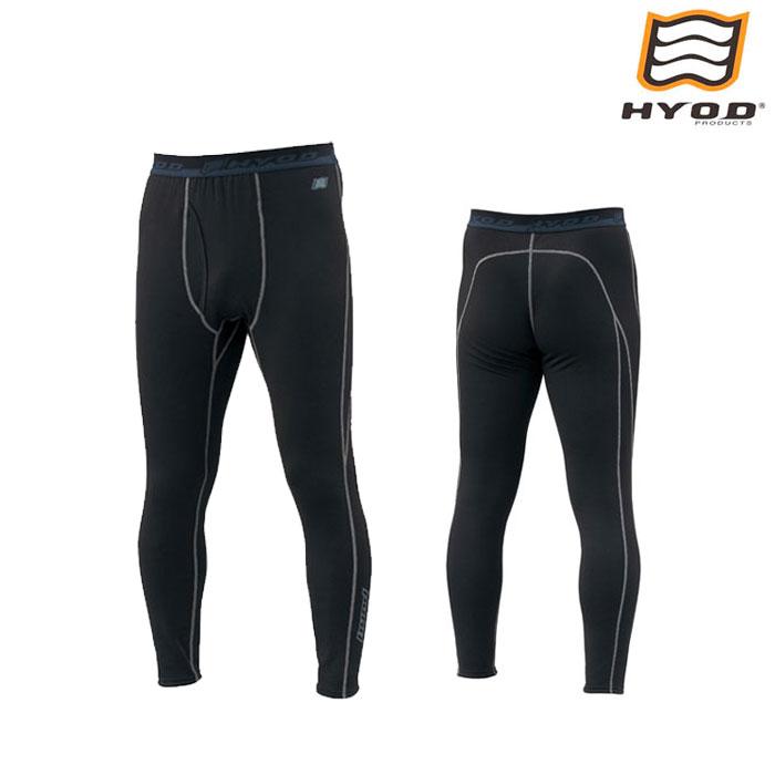 HYOD PRODUCTS HRU509N HEAT UNDER PANTS BLACK/GREY STITCH◆全3色◆