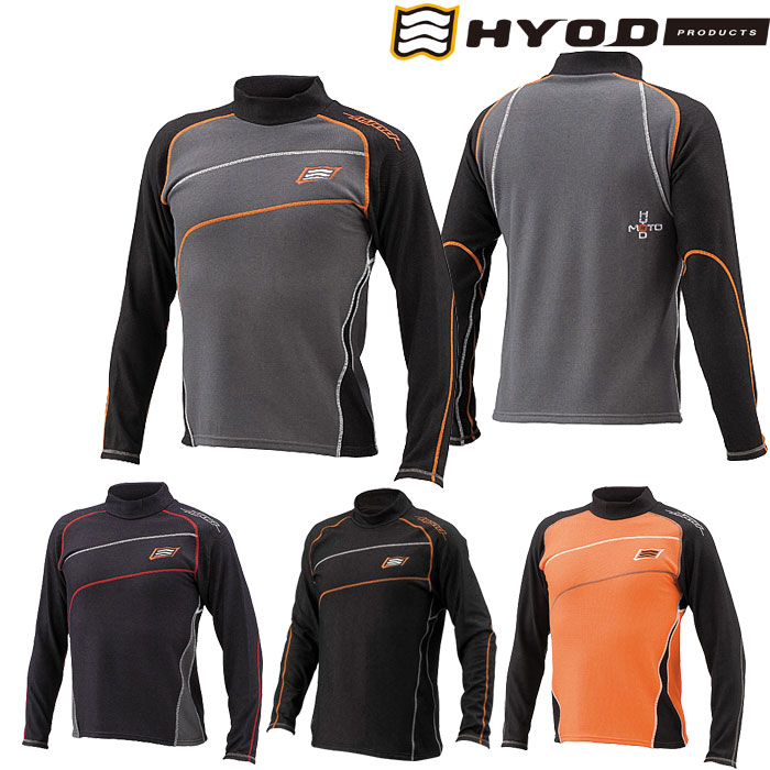HYOD PRODUCTS STU513 LONG SLEEVE HEAT T-SHIRTS