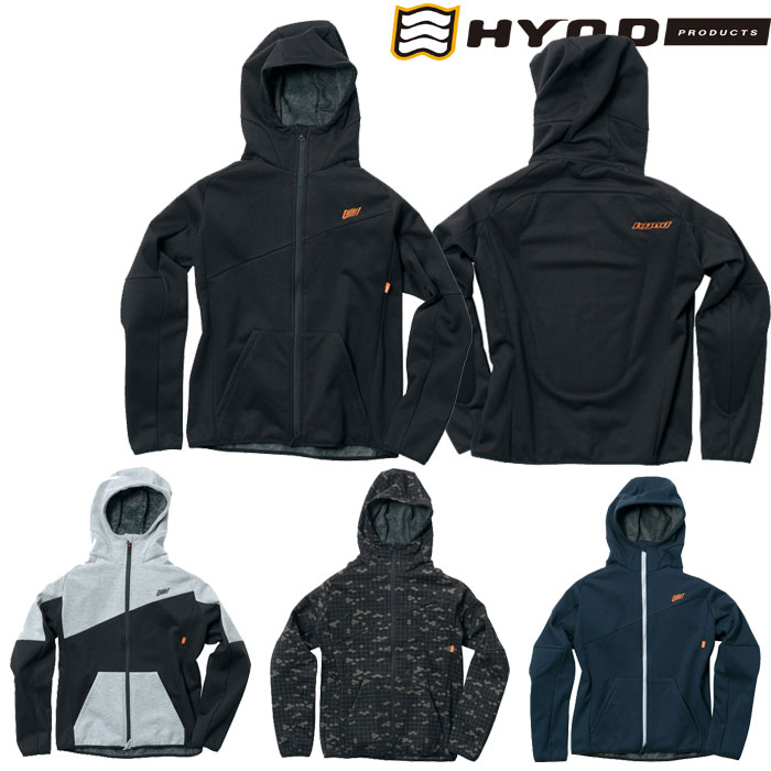 HYOD PRODUCTS 〔WEB価格〕STU724D WIND BLOCK D3O FULL ZIP PARKA ジャケット