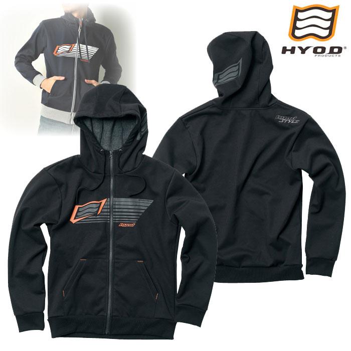 HYOD PRODUCTS STU723 WIND BLOCK HEAT FULL ZIP PARKA ジャケット