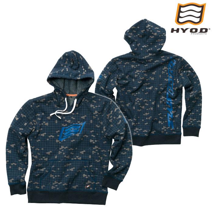 HYOD PRODUCTS STU721 WIND BLOCK HEAT PULL OVER PARKA ジャケット NAVY◆全3色◆