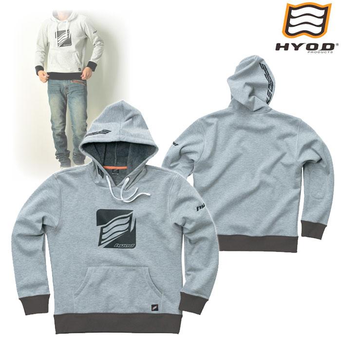 HYOD PRODUCTS STU720 WIND BLOCK HEAT PULL OVER PARKA ジャケット ASH◆全4色◆