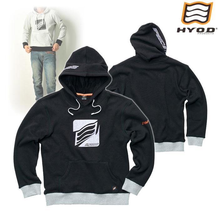 HYOD PRODUCTS STU720 WIND BLOCK HEAT PULL OVER PARKA ジャケット BLACK◆全4色◆