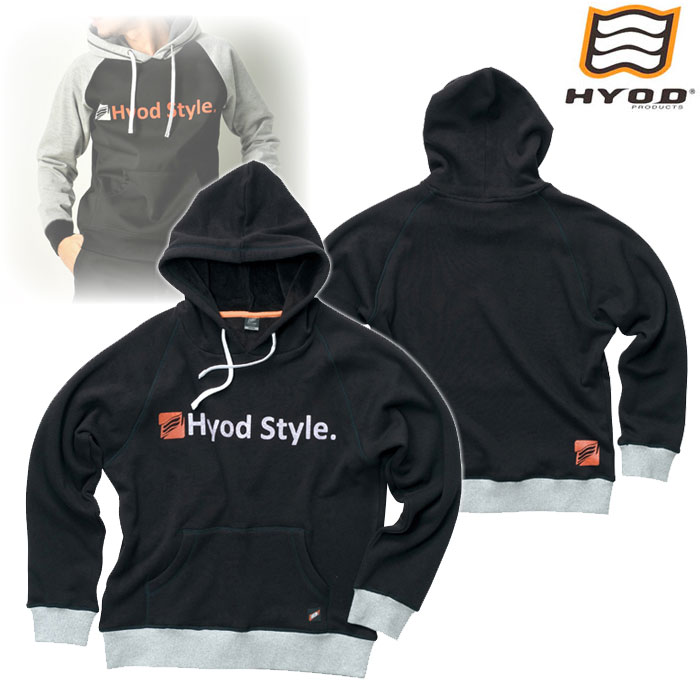 STU722 WIND BLOCK HEAT PULL OVER PARKA ジャケット BLACK◆全4色◆