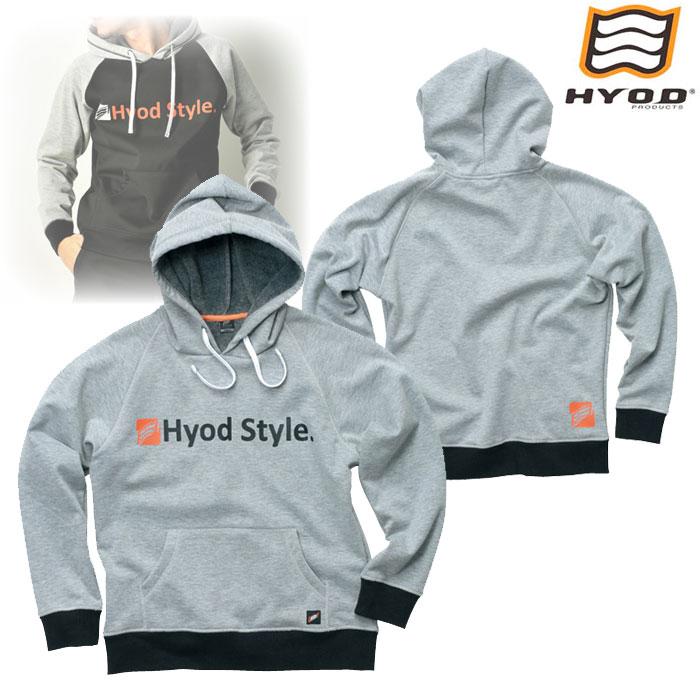 HYOD PRODUCTS STU722 WIND BLOCK HEAT PULL OVER PARKA ジャケット ASH◆全4色◆
