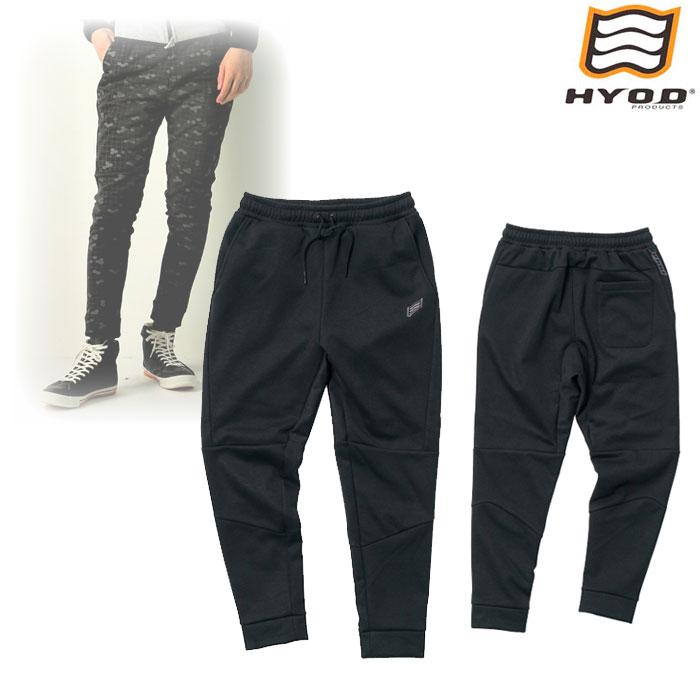 HYOD PRODUCTS STU725 WIND BLOCK HEAT SWEAT PANTS BLACK◆全4色◆