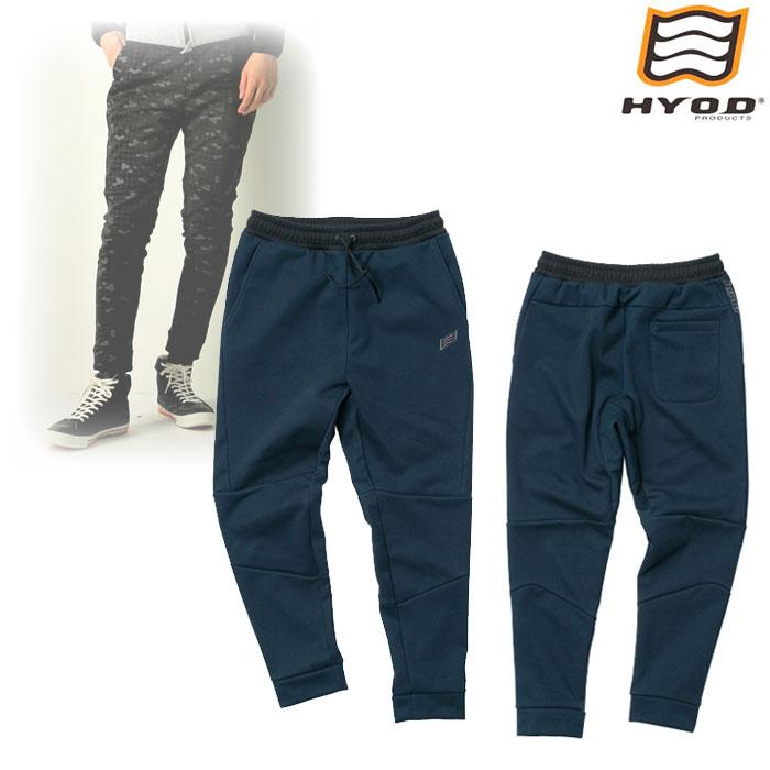 HYOD PRODUCTS STU725 WIND BLOCK HEAT SWEAT PANTS NAVY◆全4色◆