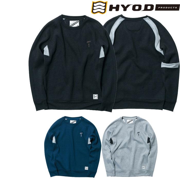 HYOD PRODUCTS 〔WEB価格〕OFU101 SWEAT SHIRTS