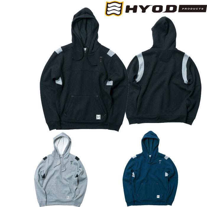 HYOD PRODUCTS 〔WEB価格〕OFU104 PULL OVER SWEAT PARKA ジャケット