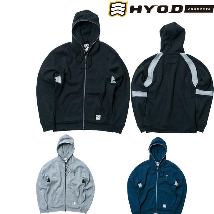 HYOD PRODUCTS 〔WEB価格〕OFU105 FULL ZIP SWEATPARKA ジャケット