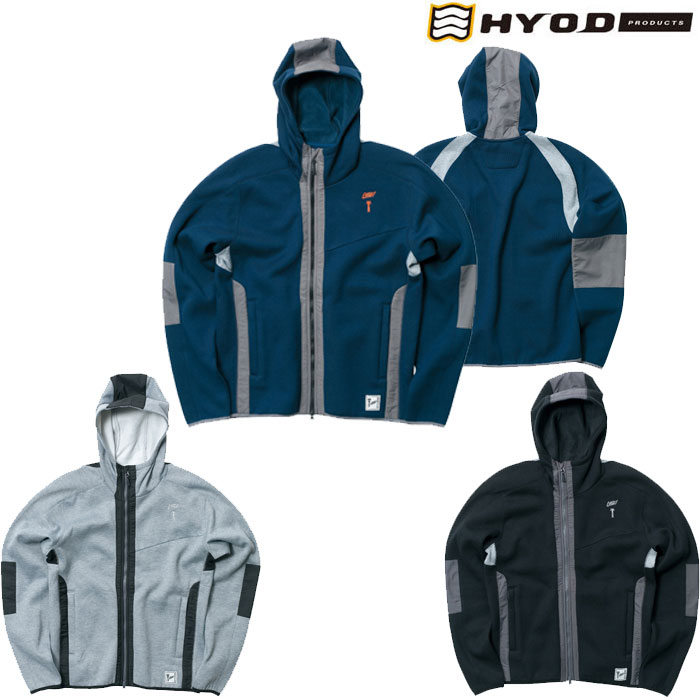 HYOD PRODUCTS 〔WEB価格〕OFU107 FULL ZIP SWEAT PARKA ジャケット