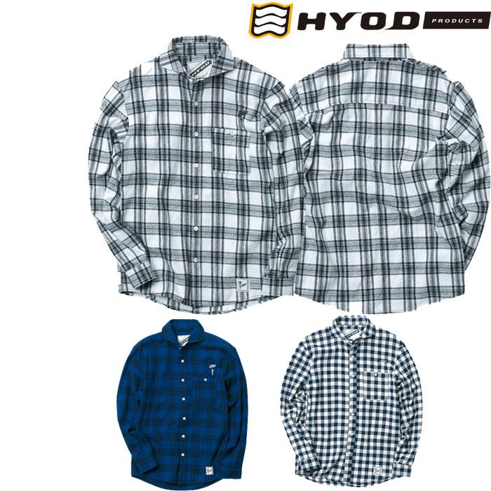 HYOD PRODUCTS 〔WEB価格〕OFU108 CHECK SHIRTS チェックシャツ