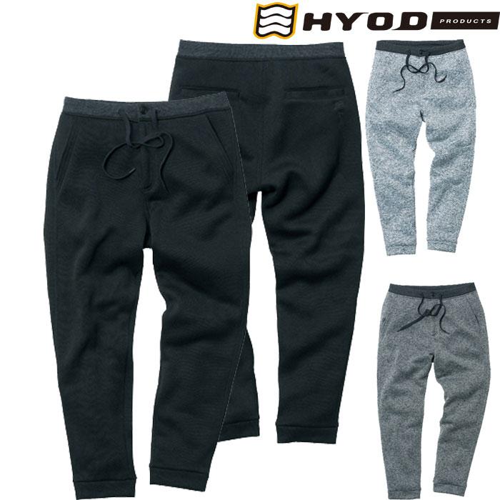 HYOD PRODUCTS 〔WEB価格〕OFT101 JACQUARD PANTS