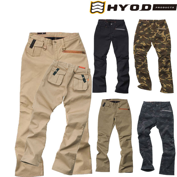 HYOD PRODUCTS 【在庫限り】HYOD D3O RIDE PANTS