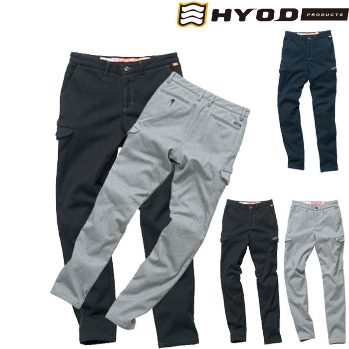 "HYOD PRODUCTS HYOD D3O STYLISH CARGO PANTS""WARM LAYERD"""