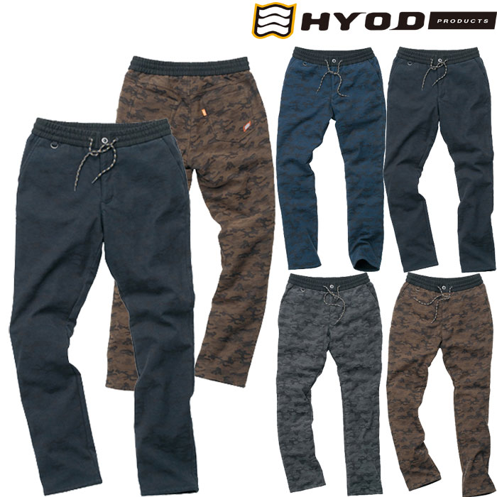"""HYOD PRODUCTS 【在庫限り】HYOD D3O EASY RIDE CAMOUFLAGE PANTS""""WARM LAYERD"""" HYD531DN"""