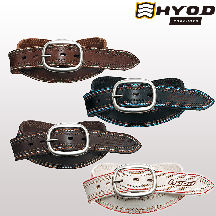 HYOD PRODUCTS 〔WEB価格〕【在庫限り】HYA521 COLOR STITCH BELT ベルト