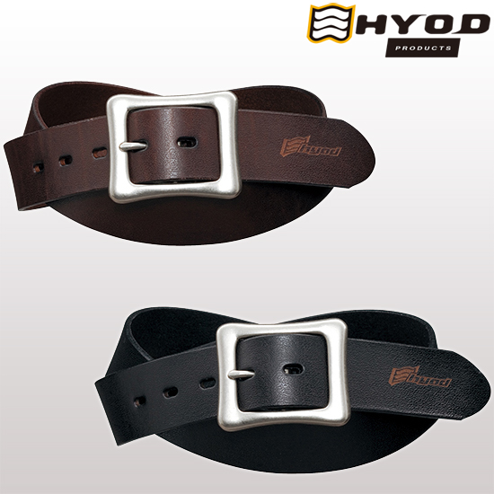 HYOD PRODUCTS 〔WEB価格〕【在庫限り】HYA539 SQUARE PLANE BELT ベルト