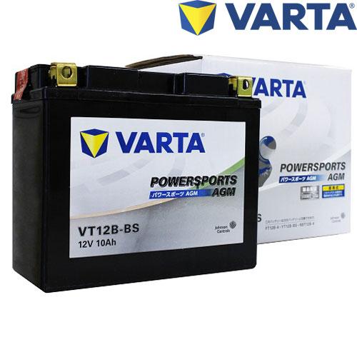 VARTA MFバッテリー VT12B-BS