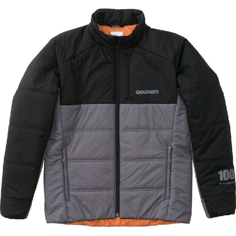 GOLDWIN 【通販限定】GSM24850 プリマロフトインナージャケット グレー(H)◆全2色◆