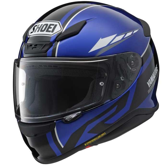 SHOEI ヘルメット 【WEB限定】Z-7 YAMAHA RACING 2019 フルフェイス ヘルメット
