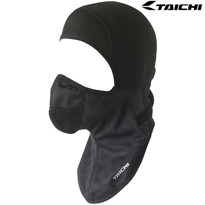 RSX155 ウィンドストップ 3D フルフェイスマスク 防風 防寒デルタブラック◆全3色◆