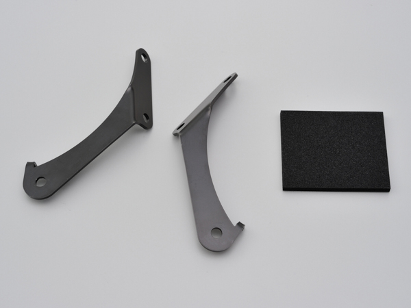 DAYTONA ブラストバリアー/X&エアロバイザー共通車種専用ステーセット モンキー125('18)