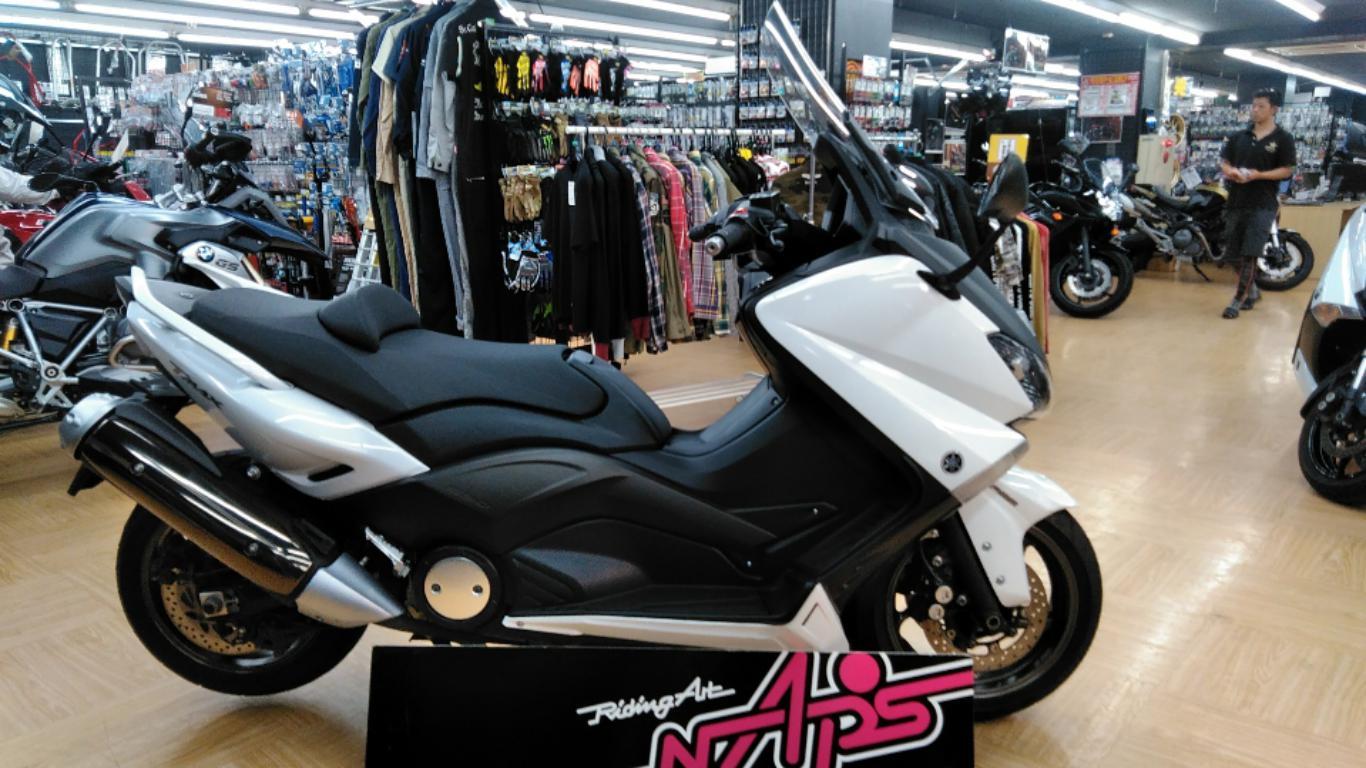 YAMAHA 【販売車両】T-MAX530 ABS グリップヒーター