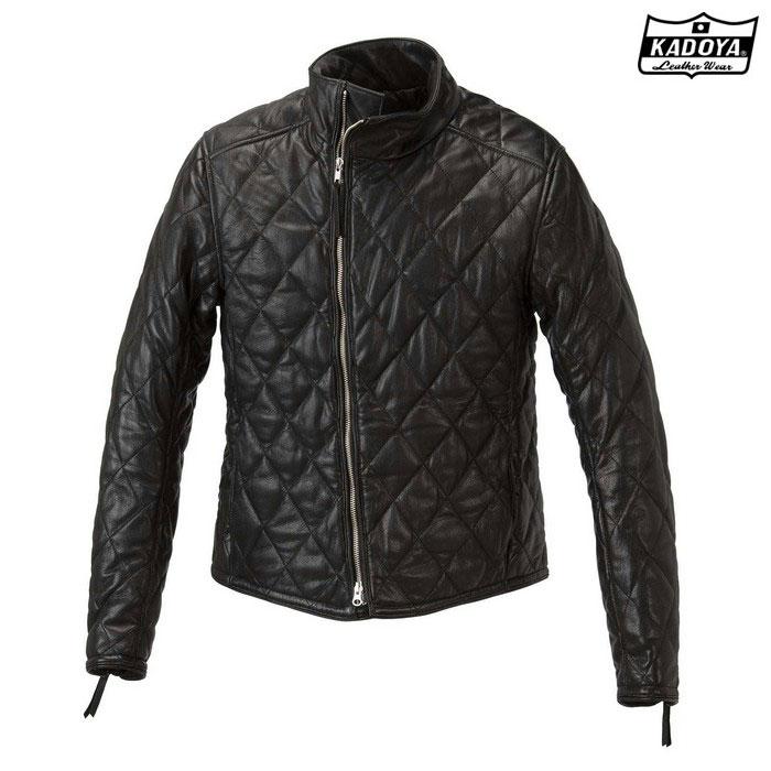 KADOYA 【WEB価格】レザージャケット DB9ブラック ◆全2色◆