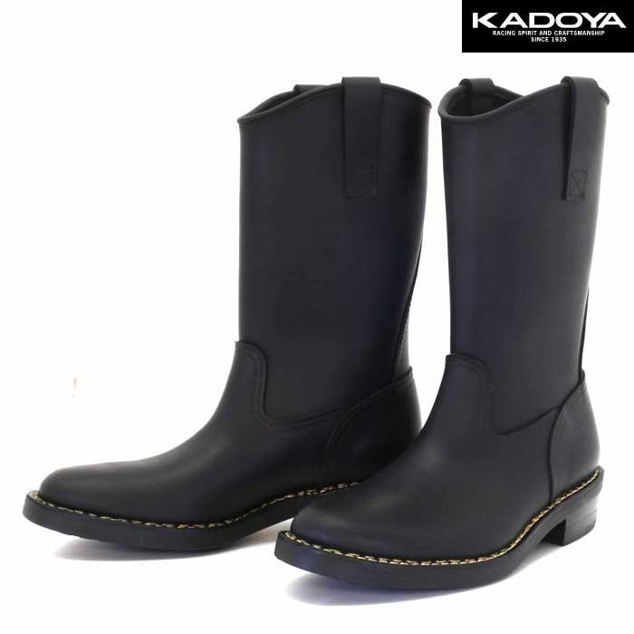 KADOYA 〔WEB価格〕4009 KA-WESTERN (KA-ウエスタン) ブーツ シューズ