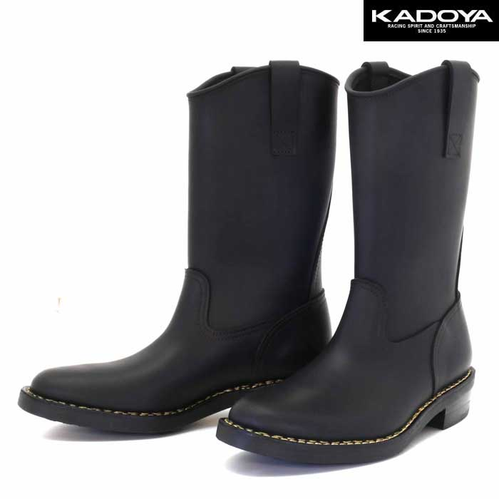 KADOYA 4009 KA-WESTERN (KA-ウエスタン) ブーツ シューズ