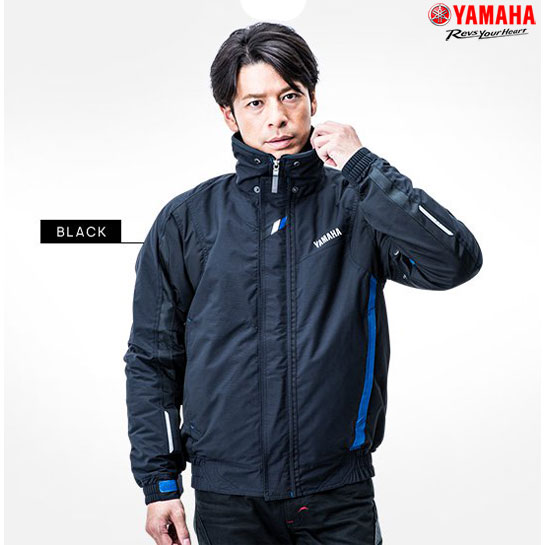 YAMAHA 【通販限定】YAF55K《YAMAHA×クシタニ》 Moto ウィンターライディングジャケット 防寒 防風