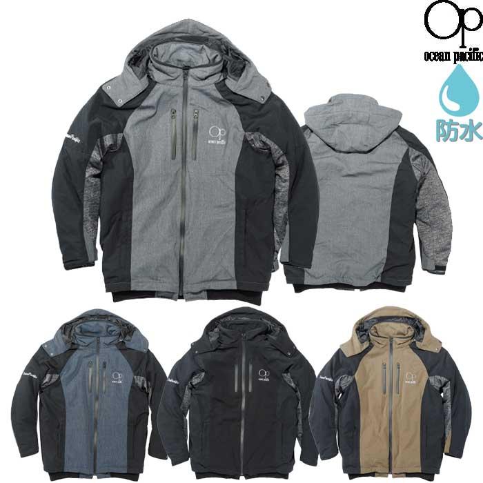 ocean pacific OPVA-1801W HVパーカー M/C ジャケット 防水 透湿 防寒 防風