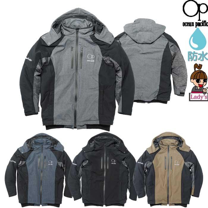 ocean pacific 【レディース】OPVA-1801WL HVパーカー M/C ジャケット 防水 透湿 防寒 防風