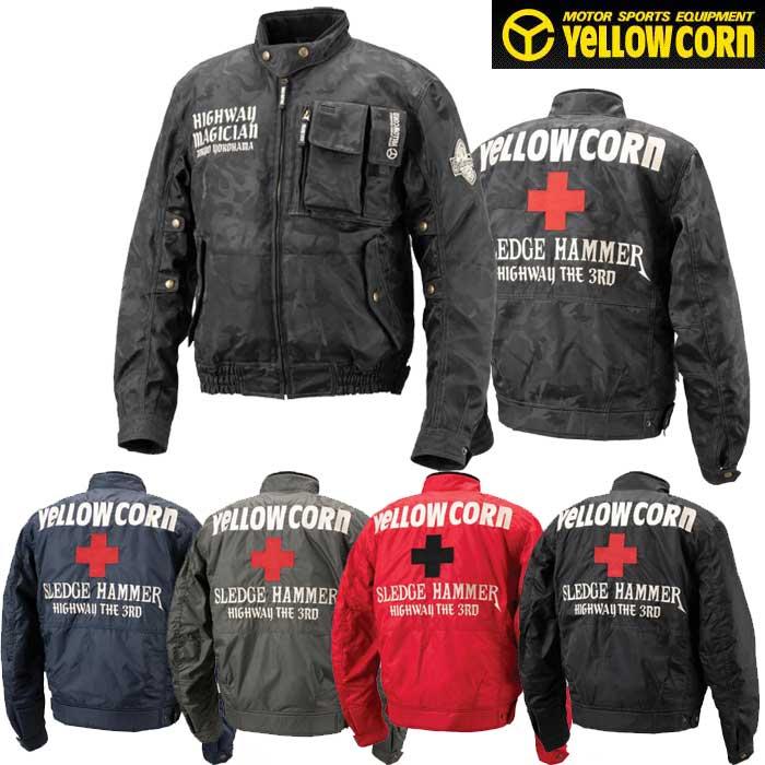 Yellow Corn 【WEB限定】YB-8300 ウィンタージャケット 防寒 防風