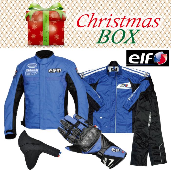 elf 【WEB限定】elf クリスマスボックス