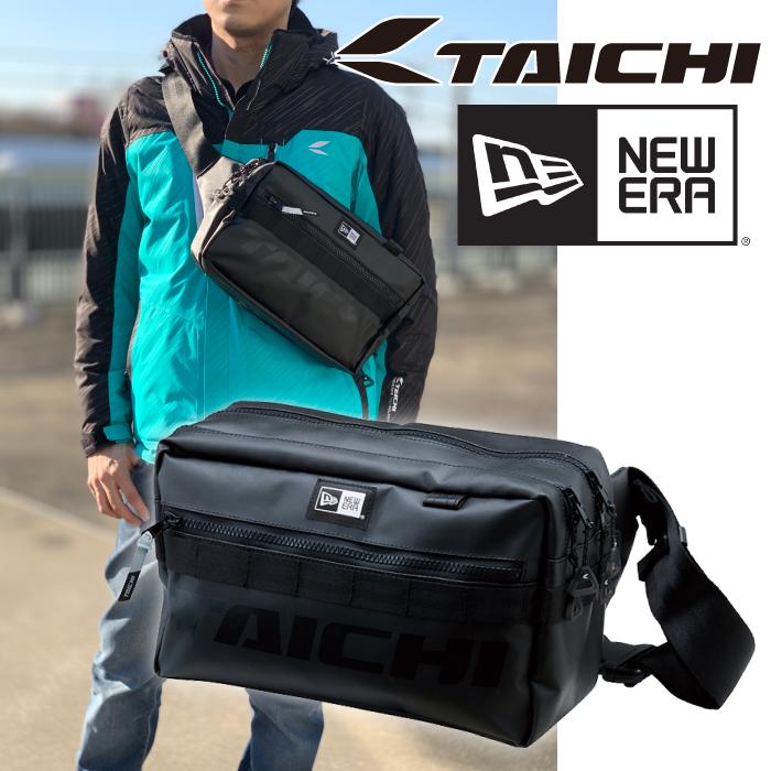 NEB001 RS TAICHI×NEWERA SQUARE WAIST BAG(ニューエラ)NEB001BK01 7L 4997035020959 オールブラック