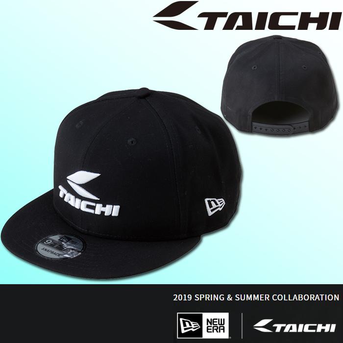 アールエスタイチ NEC001 TAICHI×NEWERA 9FIFTY CAP(ニューエラ) キャップ ブラック/ホワイト◆全3色◆