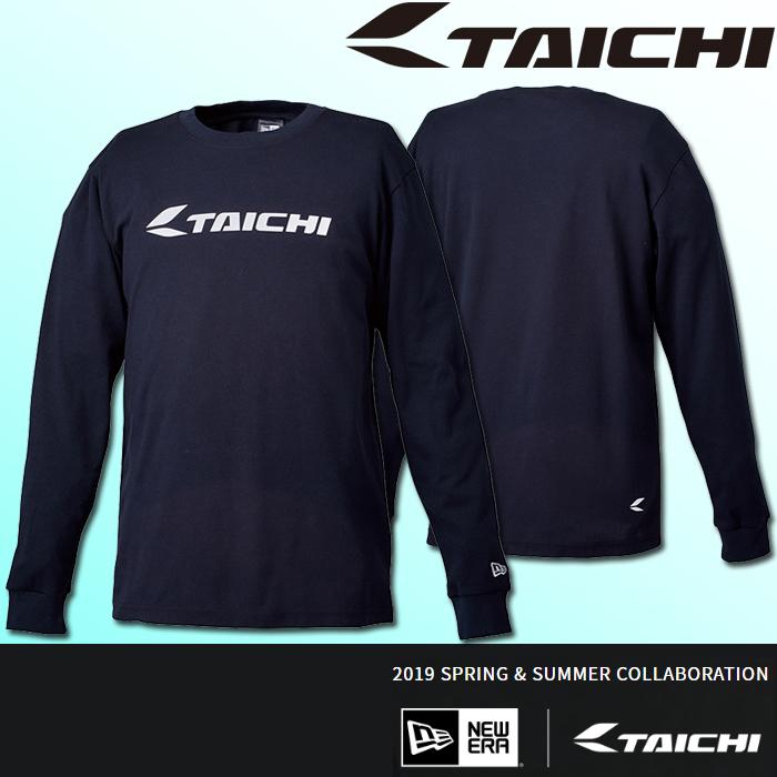 アールエスタイチ 《在庫限り》NEU002 RS TAICHI×NEWERA PERFORMANCE T-SHIRT LS ロング(ニューエラ) 長袖Tシャツ 春夏用