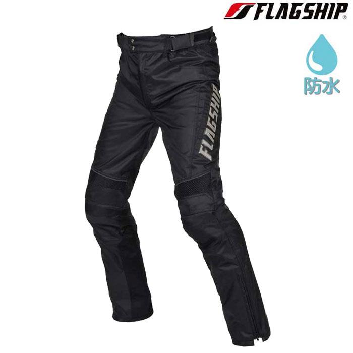 Flagship FTP-A192 オールウェザーパンツ ブラック/ブラック 防水◆全2色◆