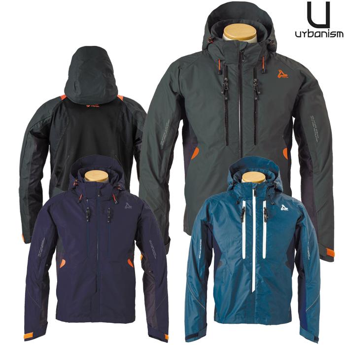J-AMBLE UNJ-052 ハイブリッドメッシュベントジャケット