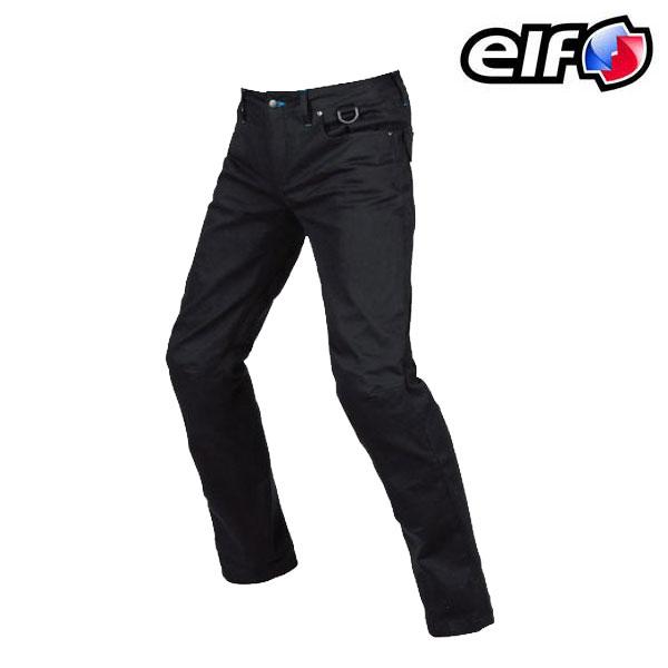 elf 〔WEB価格〕ELP-9221 コンフォートストレッチパンツ ブラック ◆全4色◆