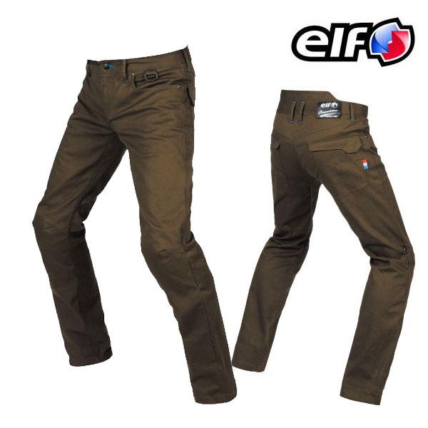 elf ELP-9221 コンフォートストレッチパンツ オリーブ ◆全4色◆