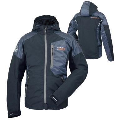 ROUGH&ROAD 〔WEB価格〕RR7241 ラフパーカー ジャケット ヘンリーボンチャコール ◆全7色◆