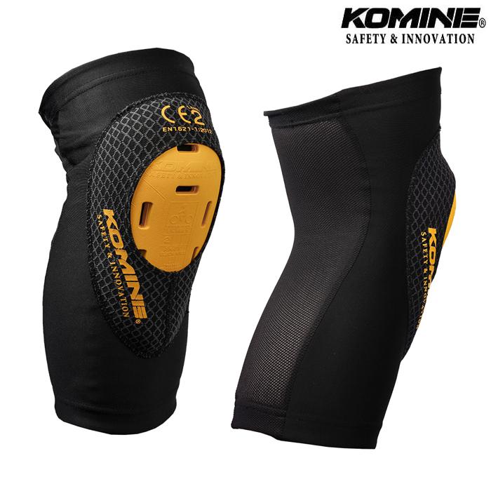 komine SK-825 CEレベル2 サポートニーシンガード